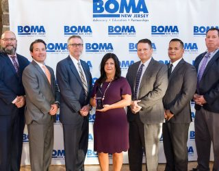 Hilton wins the 2019 BOMA award for the Under 100,000 Square Foot category